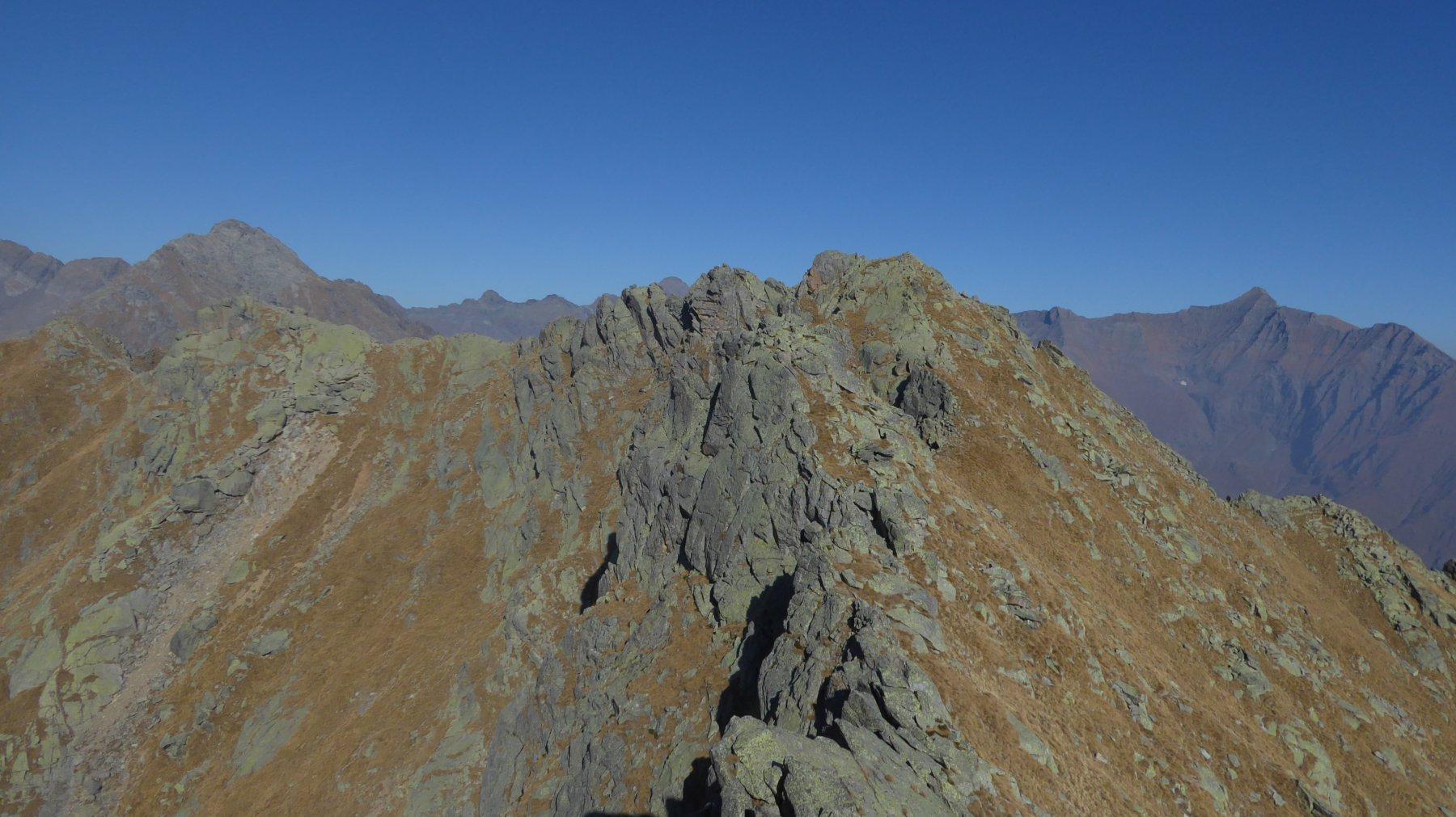 Cima Fer, vista dalla quota 2621