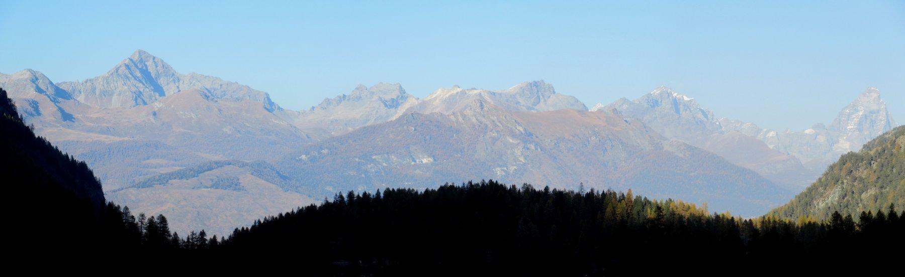 Panorama da Clavalitè