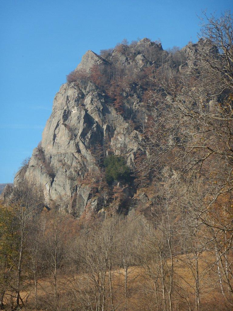 La Rocca e lo spigolo Sud-Est