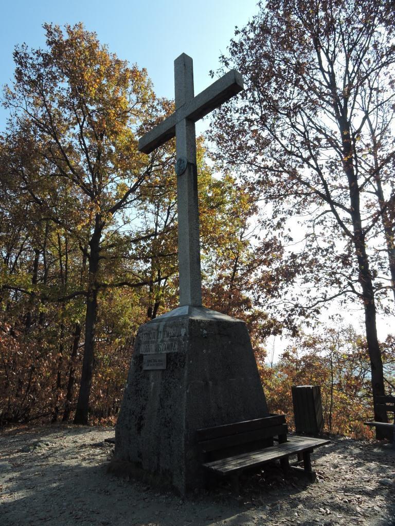 La croce sul Bric