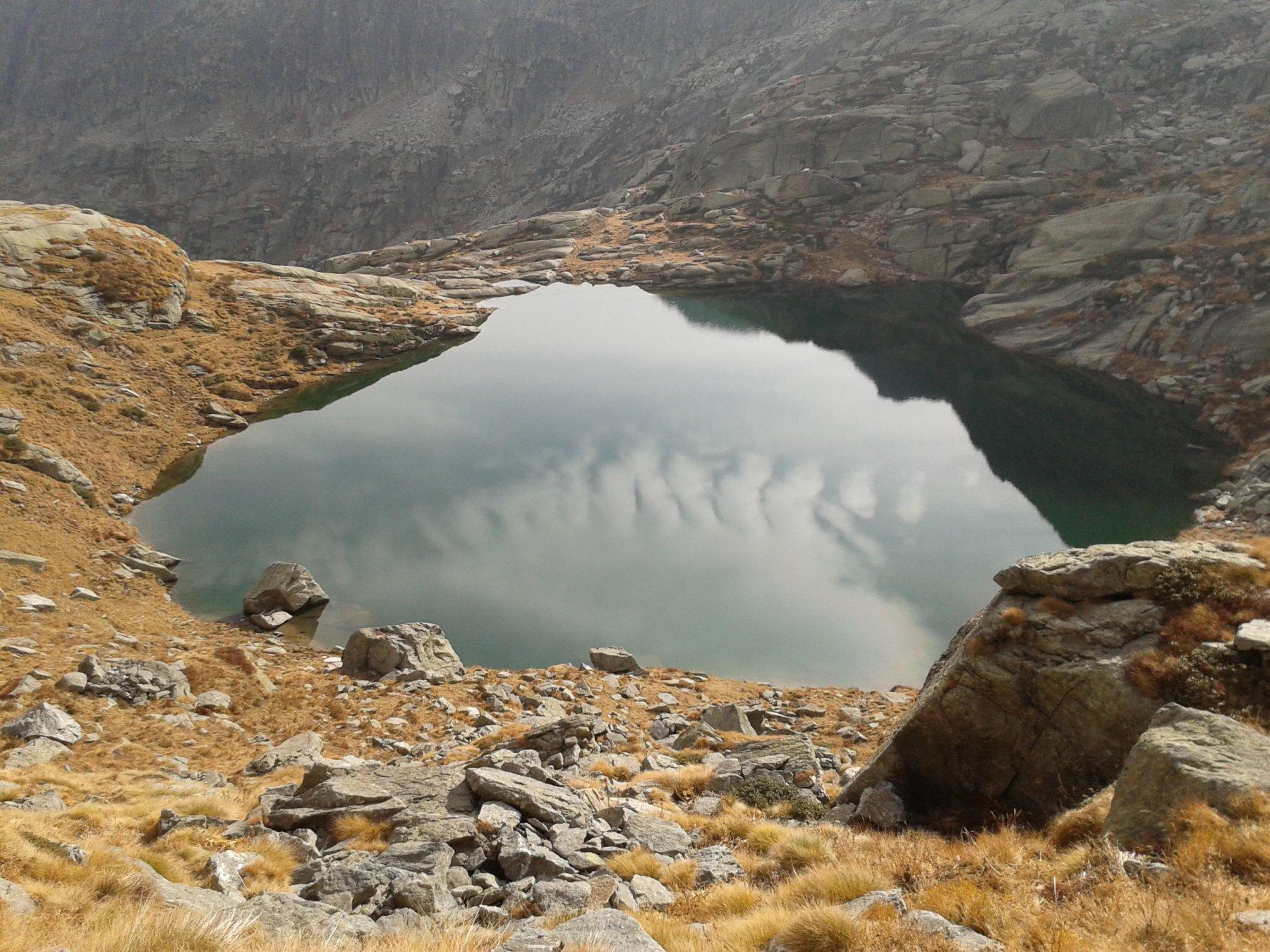 il lago del Boiret