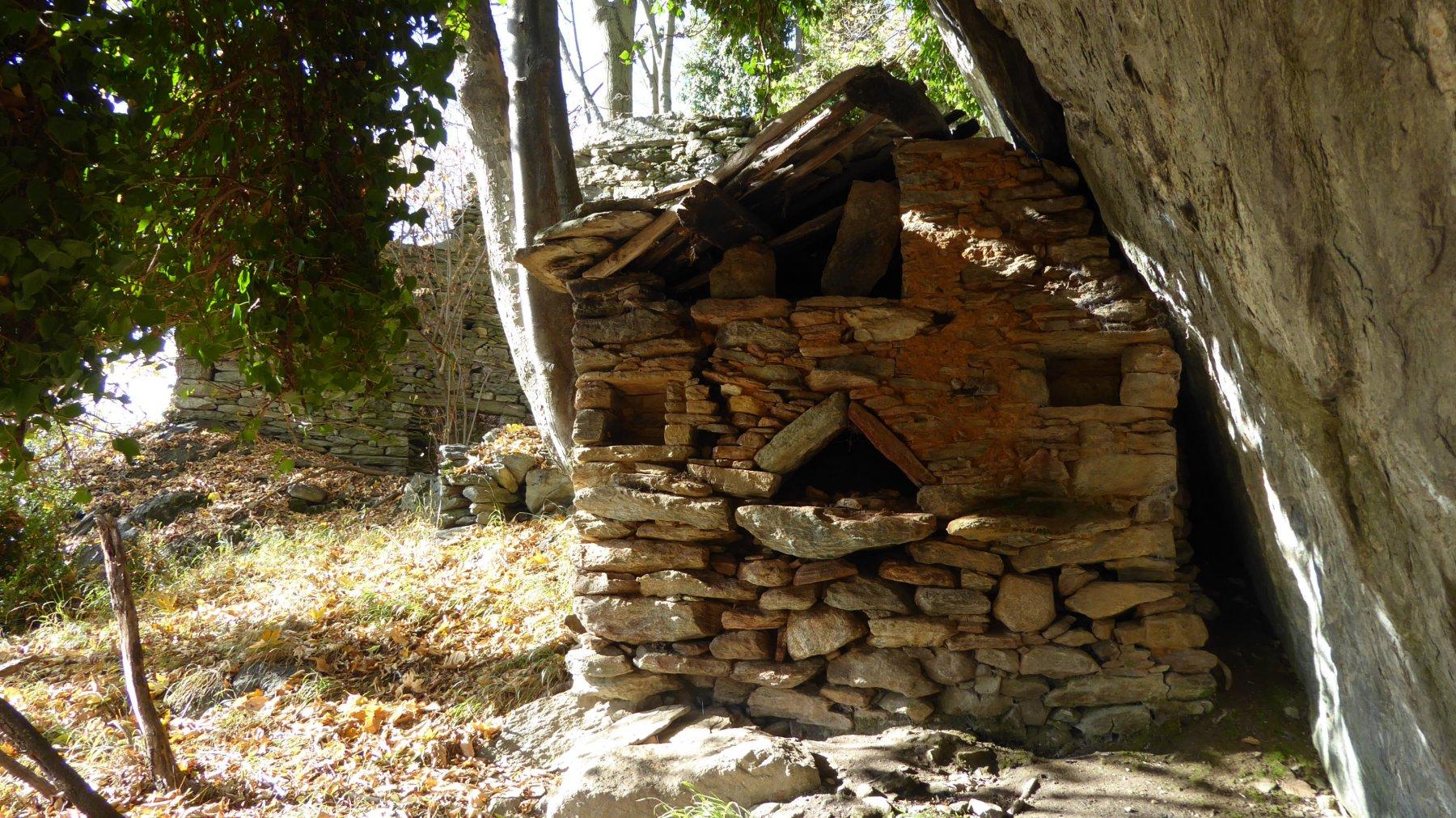 Antico forno a Plasaria