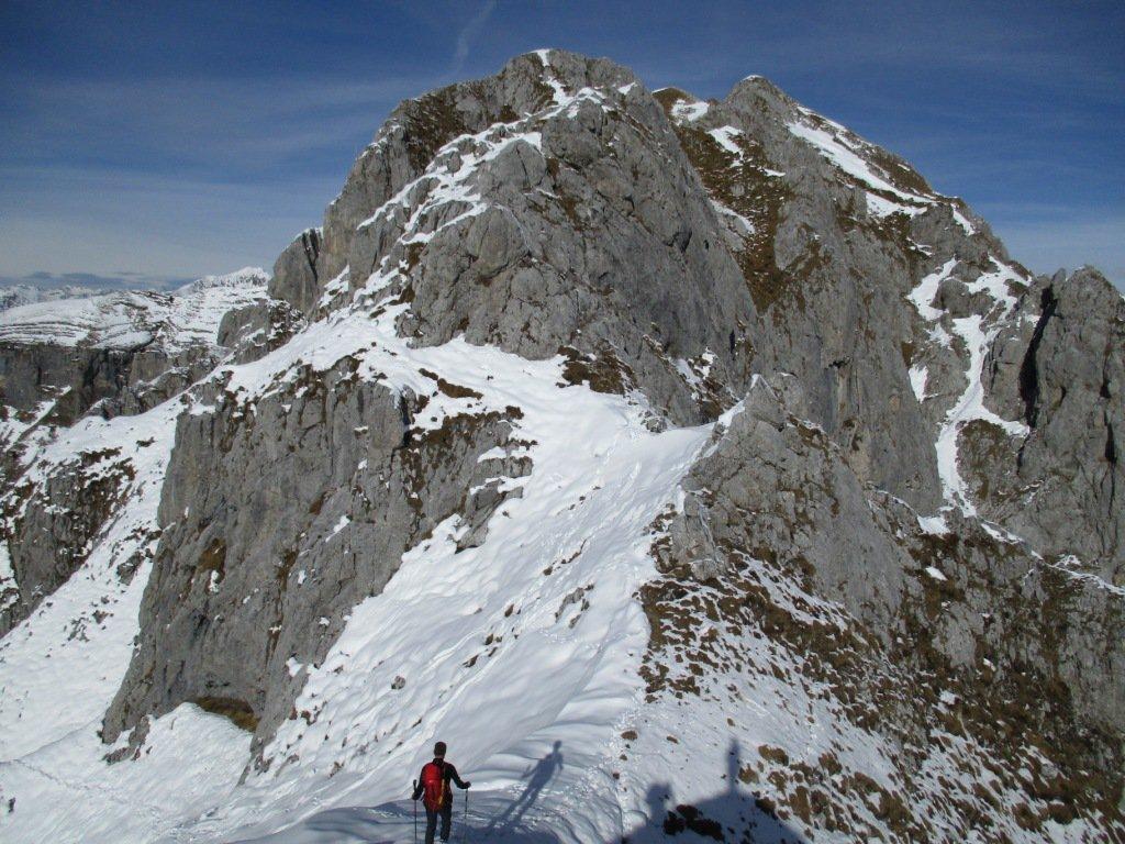cresta del Secco