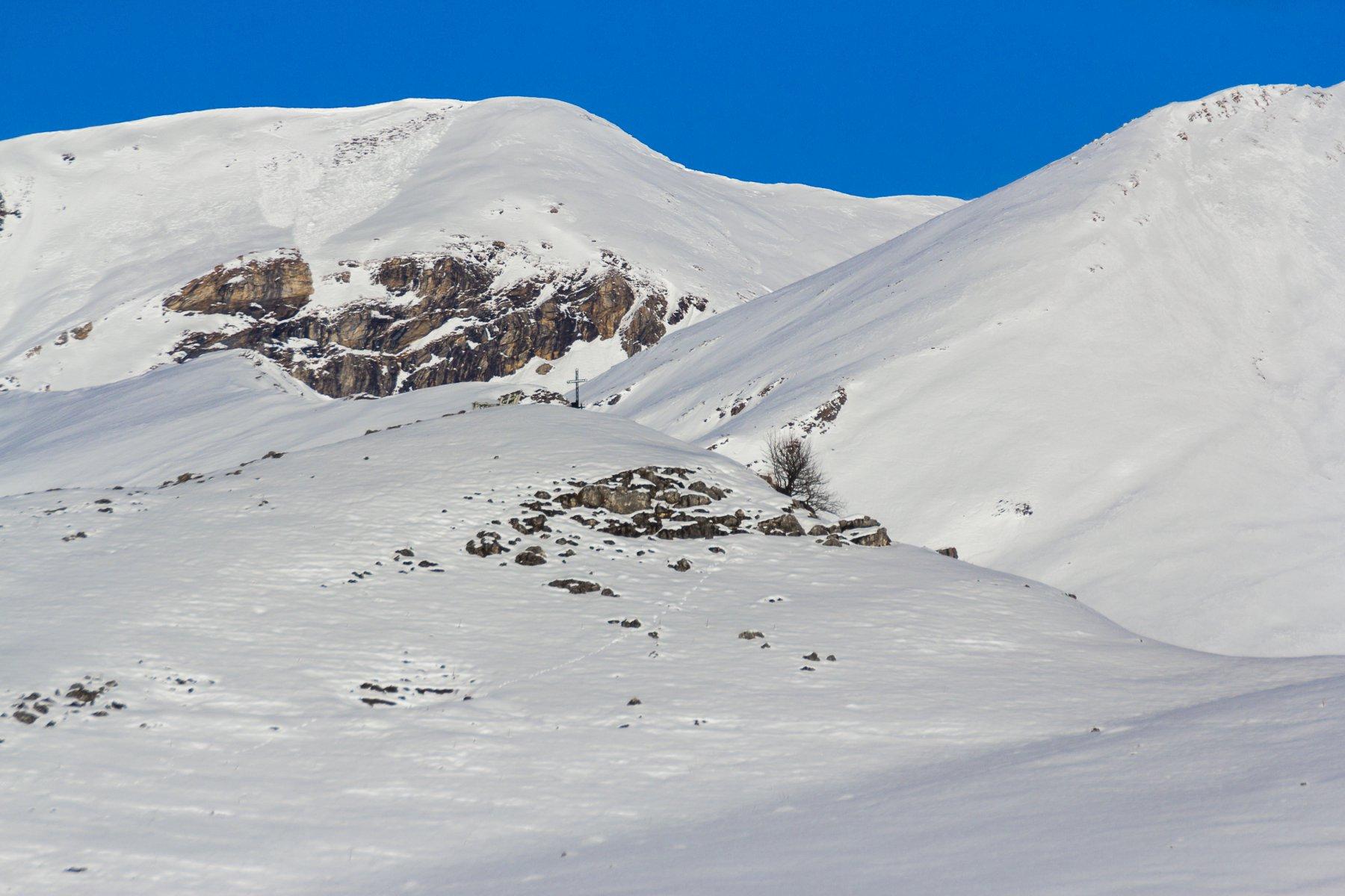 Il monte Tivoli