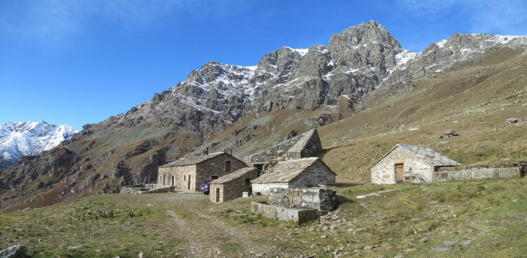 Alpe Sette Fontane e Mucrone