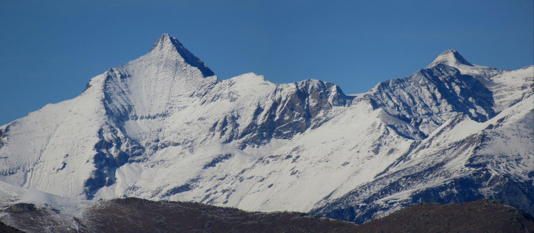 Vista sul Rocciamelone