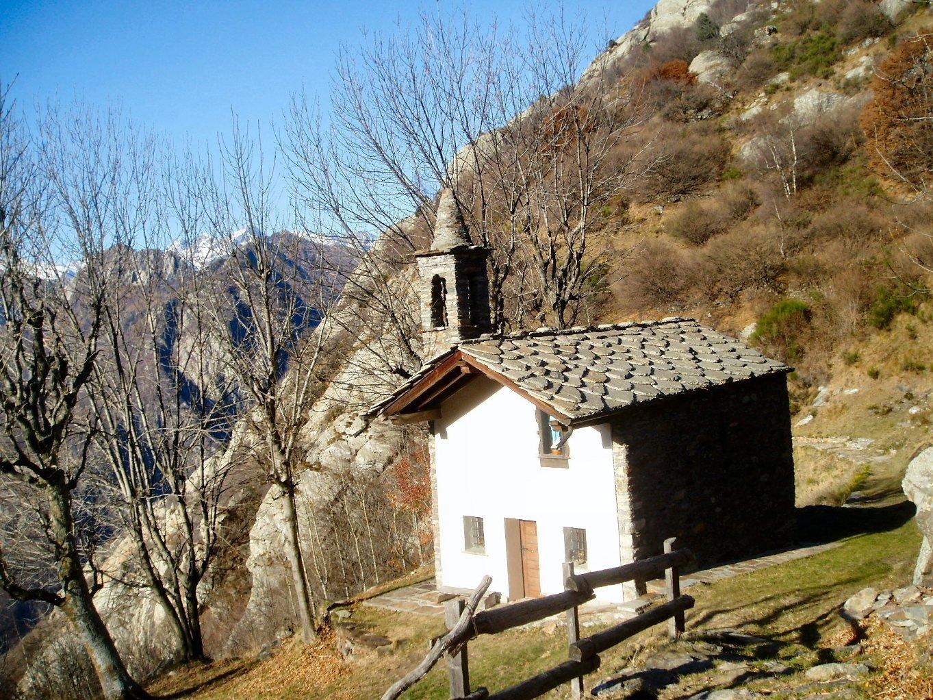 La Cappella di Verale.