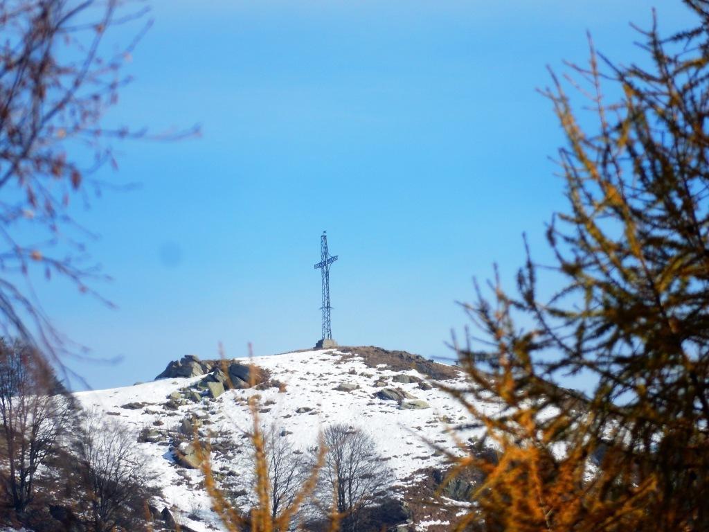 la grande croce del San Bernardo