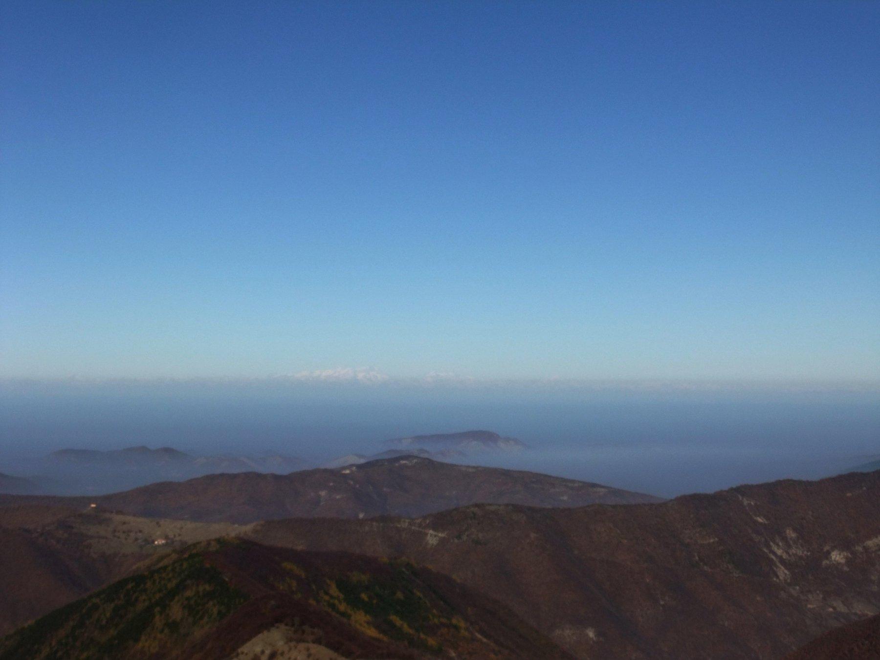 Verso il Monte Rosa