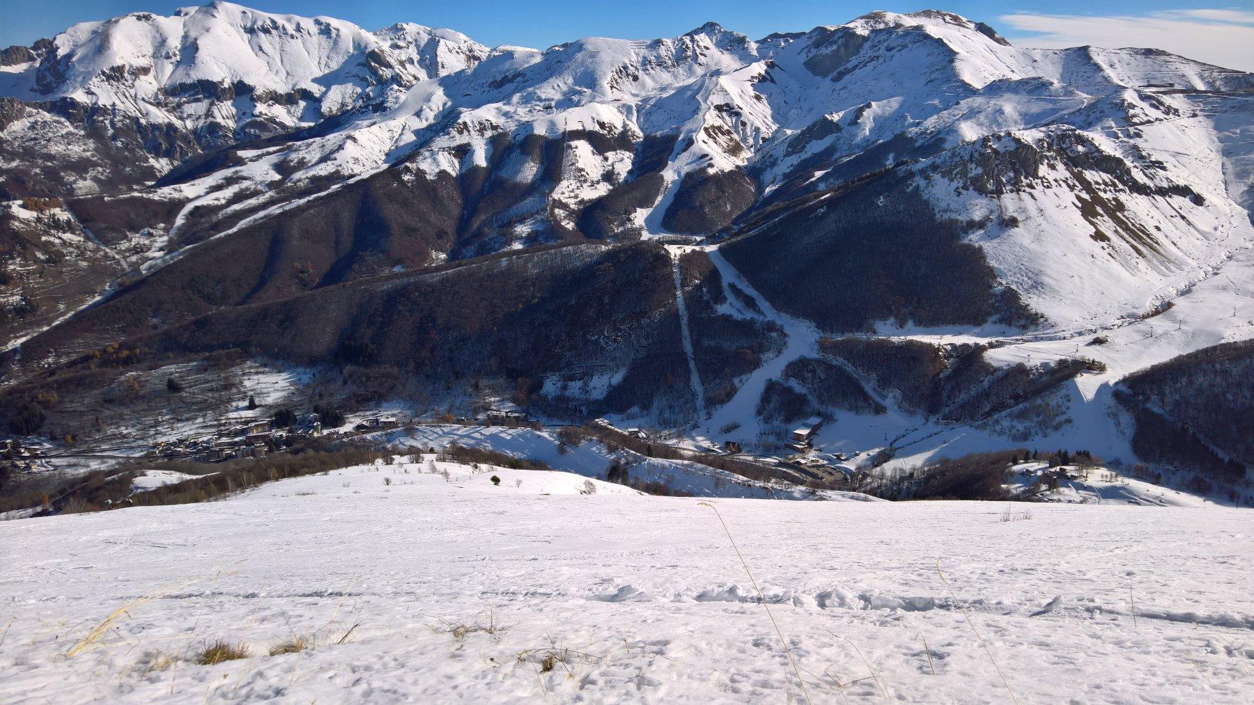 oggi niente code x sciare ???