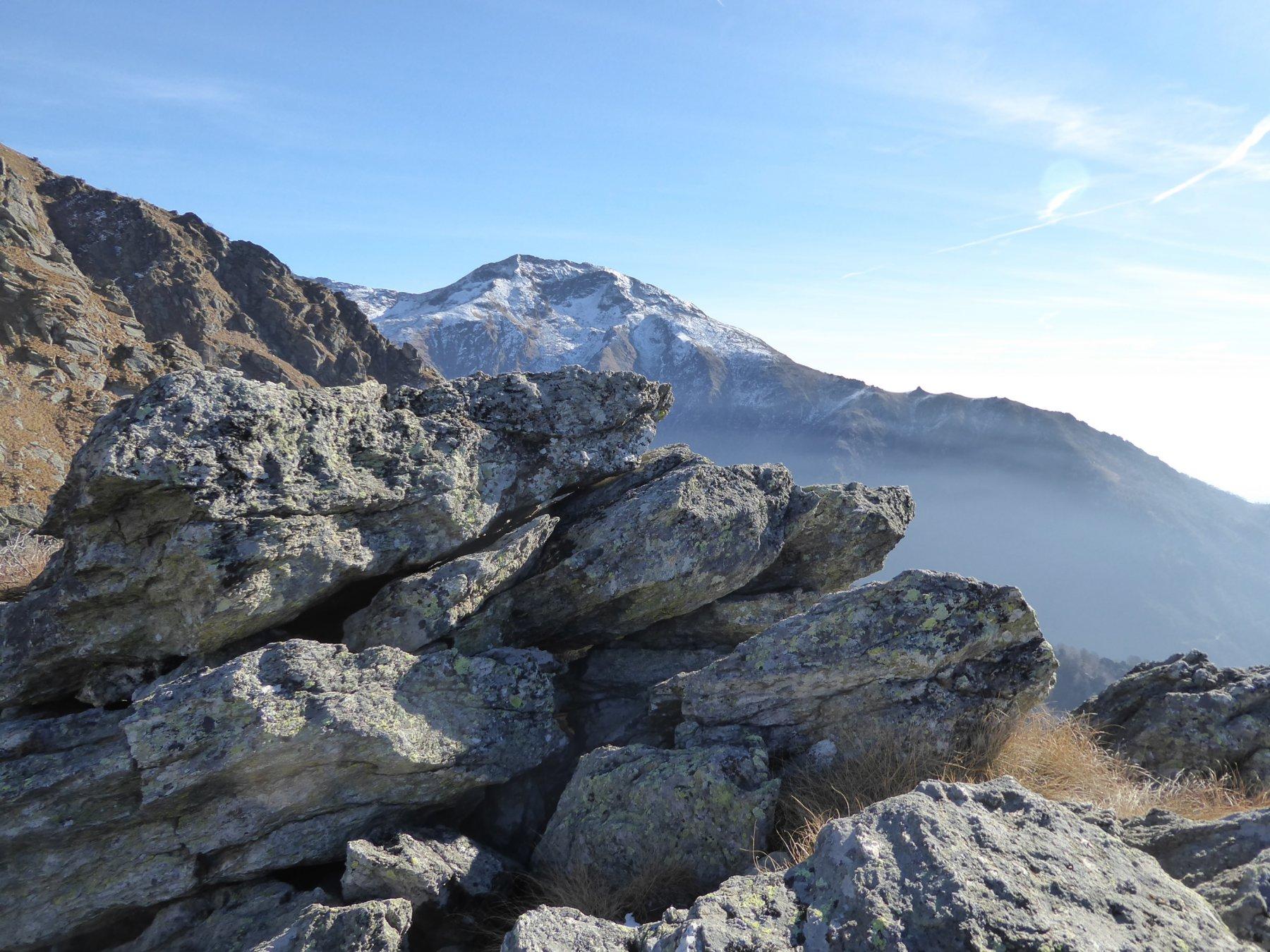 Dal Monte Alto, verso Bersella-Quinzeina