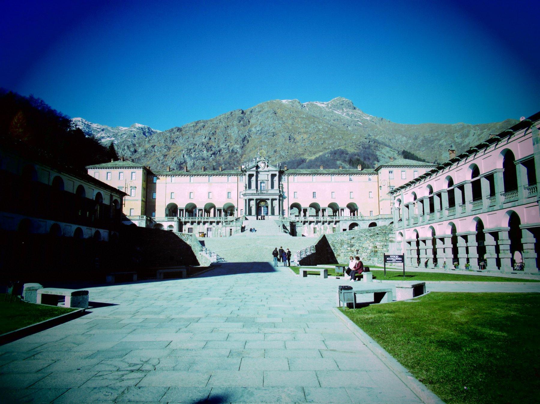 Santuario d'Oropa e Monte Tovo