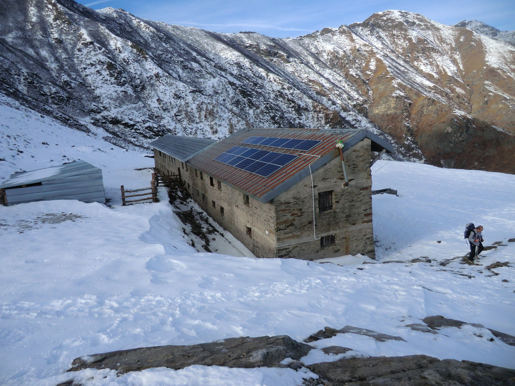 Alpe Vandalino tecnologgizzata