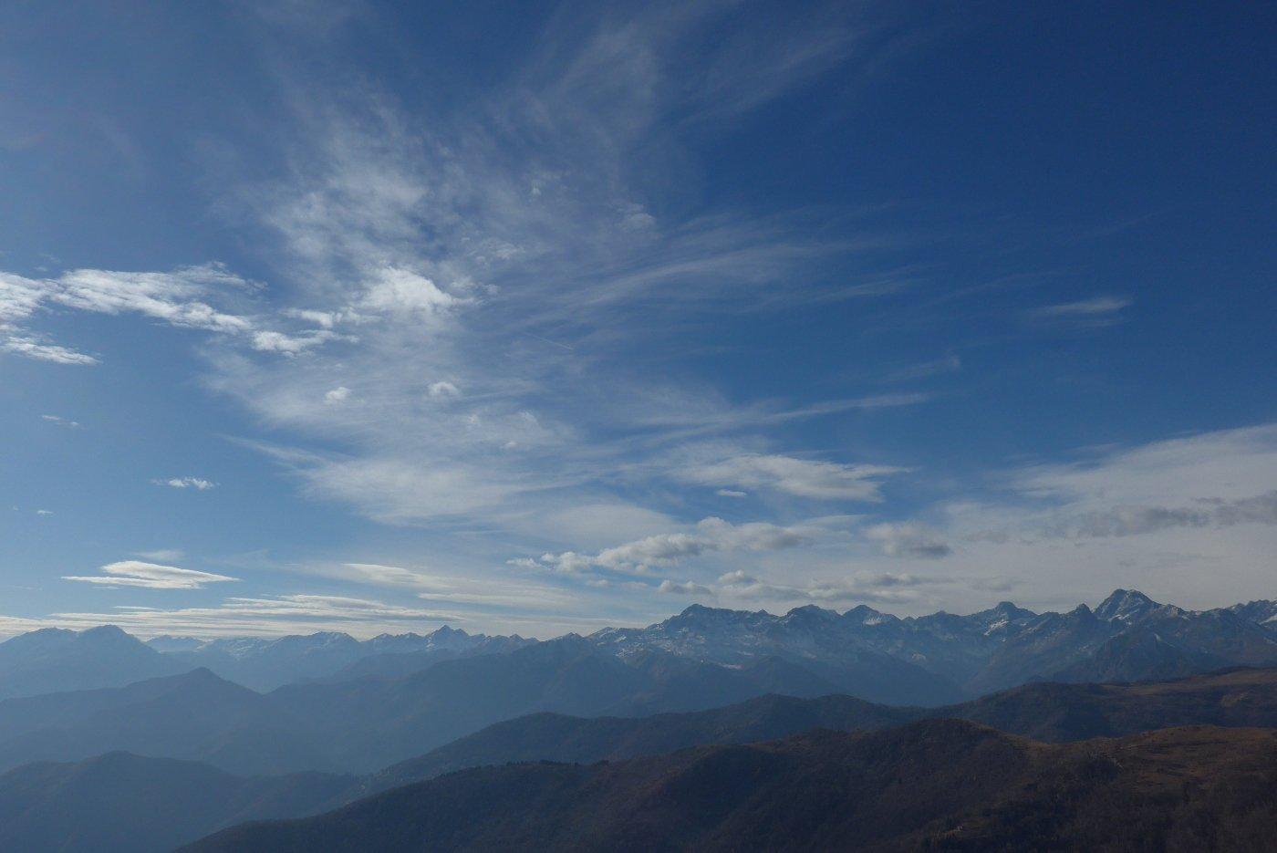 Tutte le cime delle Valli di Lanzo