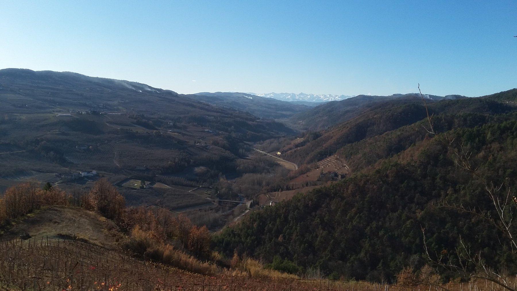 l'alta valle del Belbo