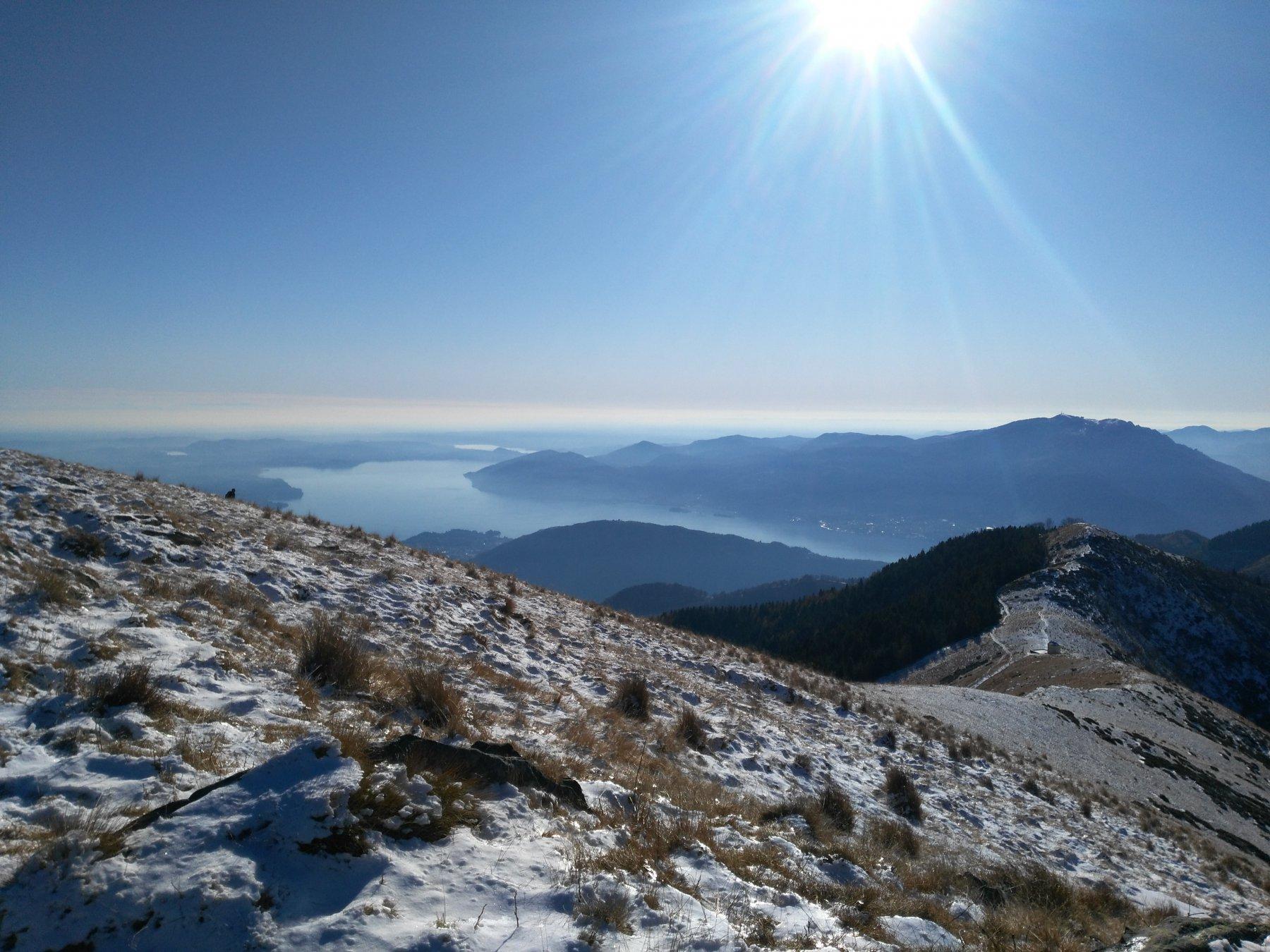 I laghi da Monte Todaro