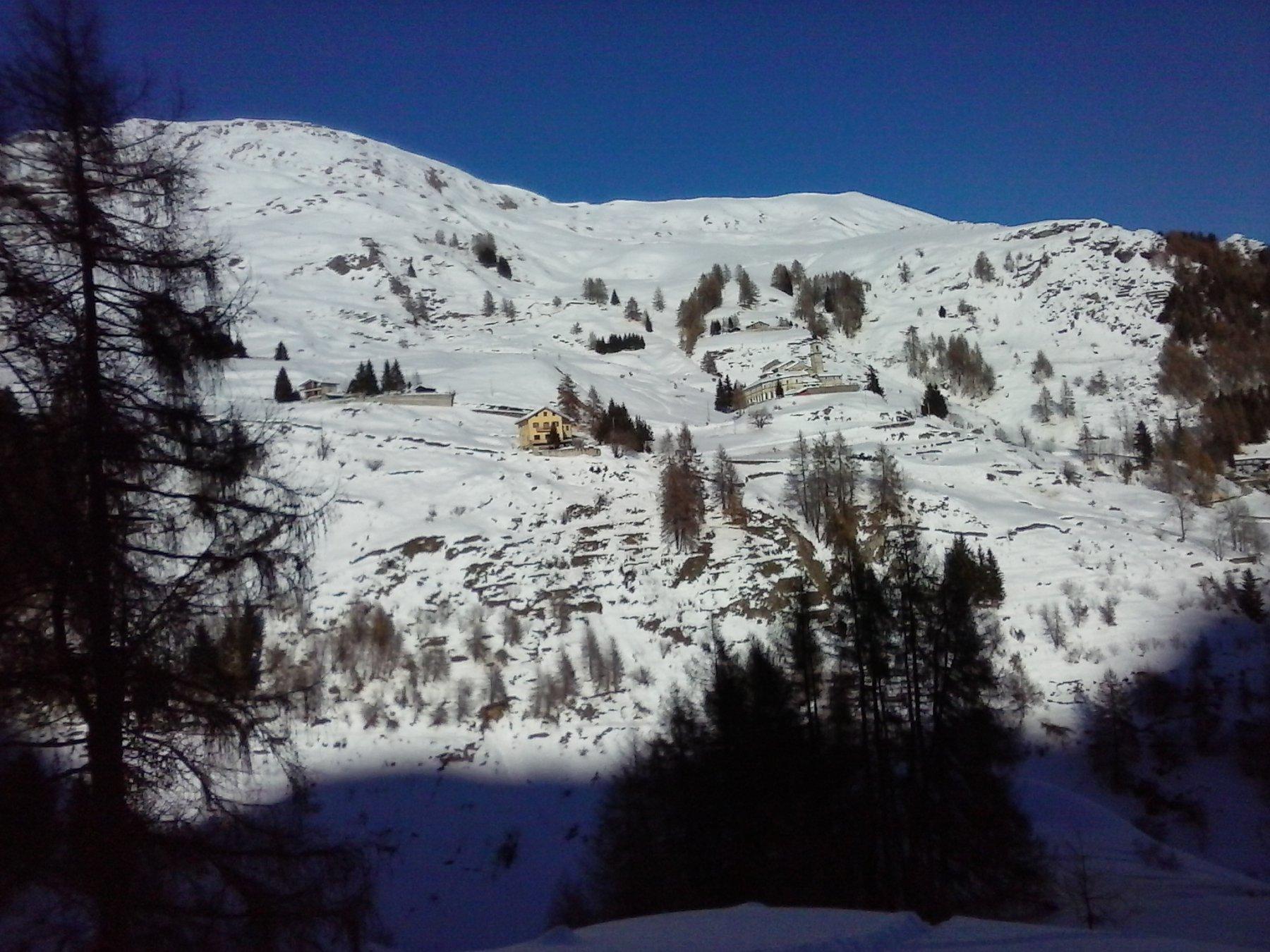 Santuario di Castelmagno