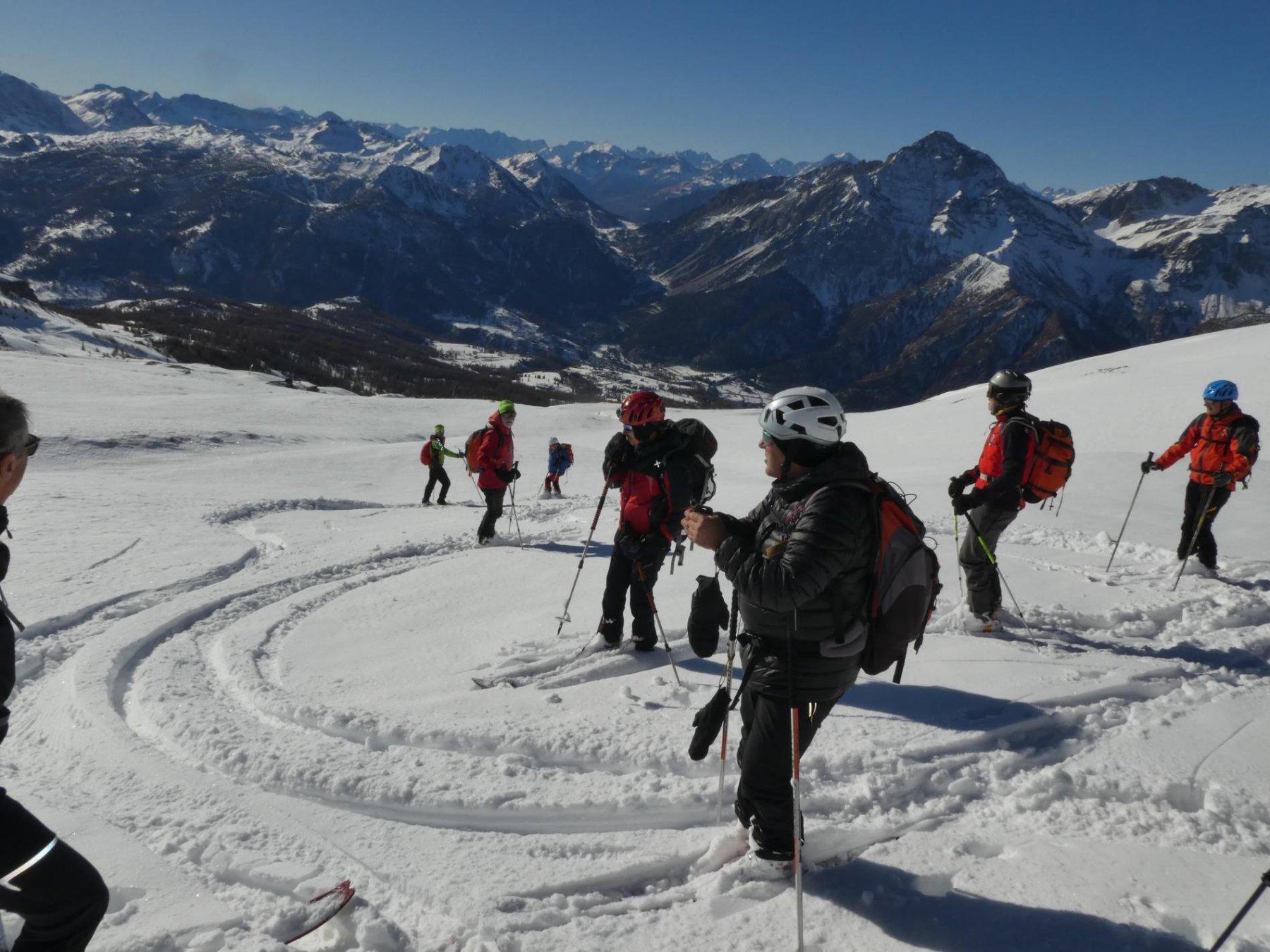 Fraiteve (Monte) da San Sicario 2017-12-06
