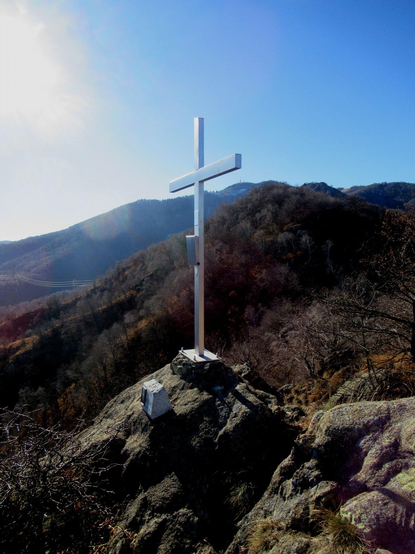 La croce del Monte Crocino
