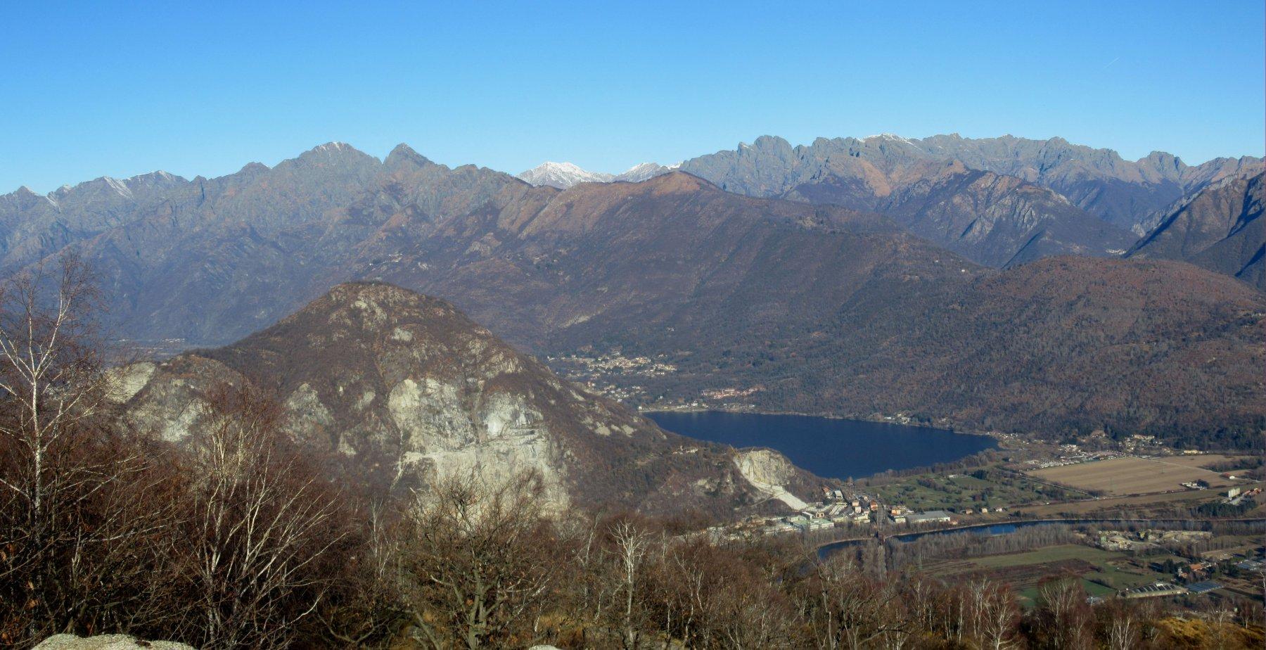 Montorfano e Lago di Mergozzo