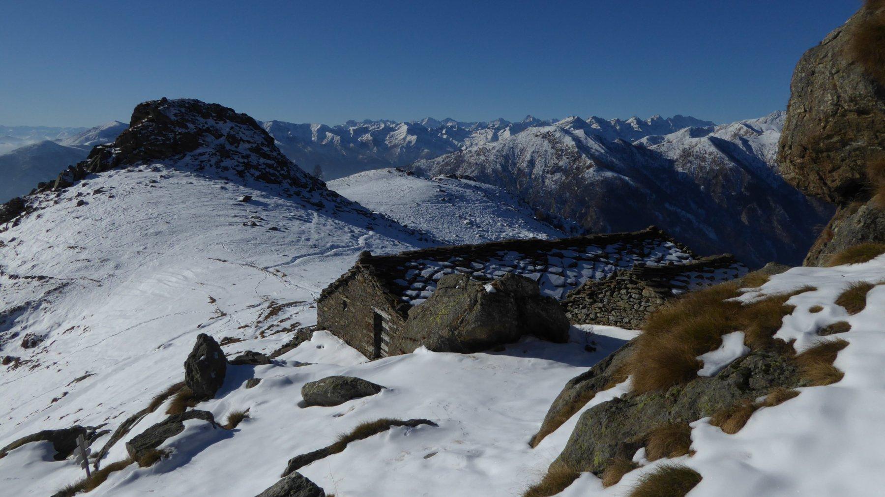 Alpe Colli e Roc Peramé