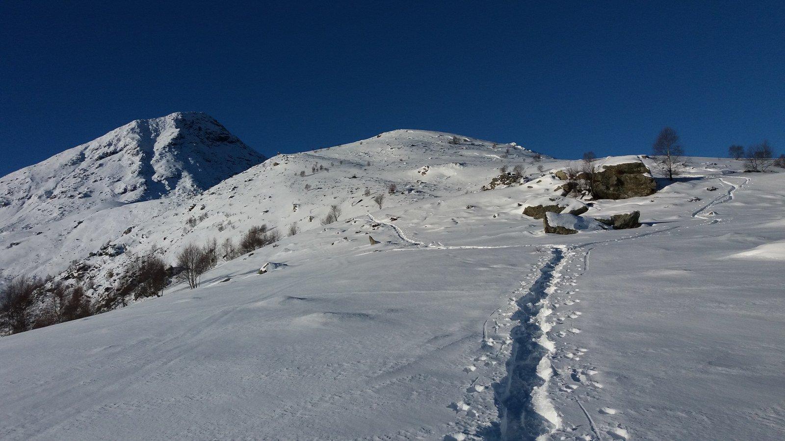 Sourela (Punta)da Col San Giovanni 2017-12-13
