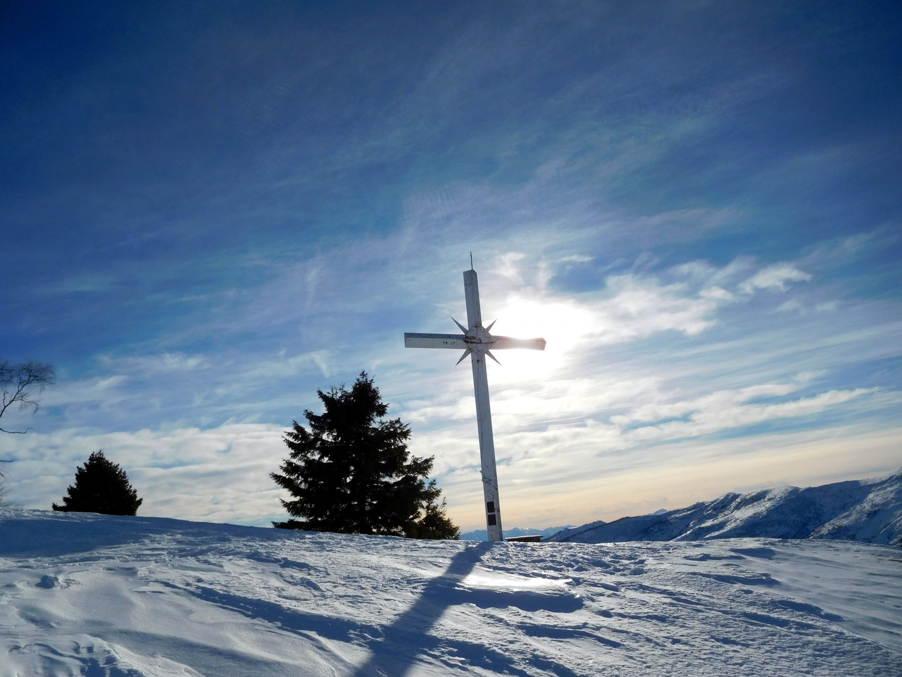 la croce del Ricordone