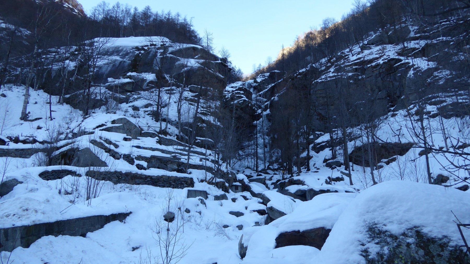 Cascata a Pianchette