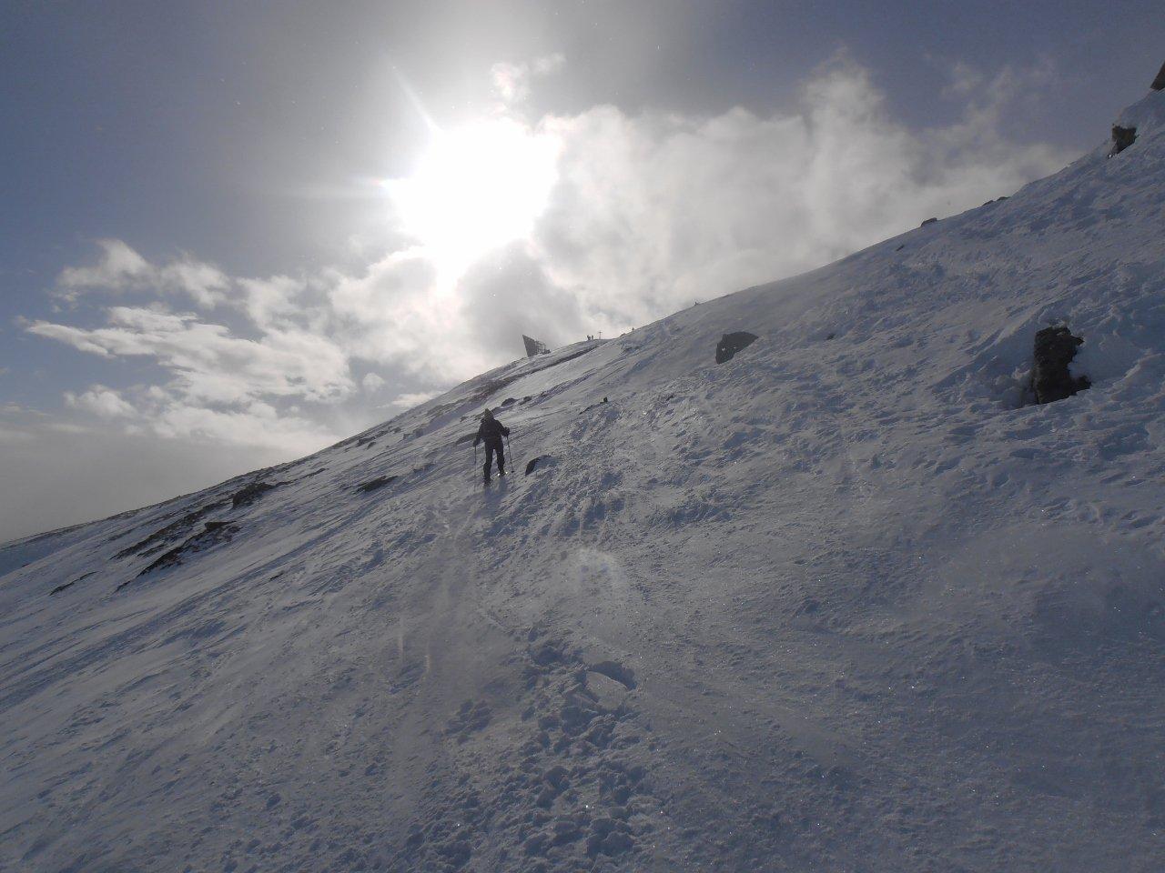 01 - traverso finale per la cima