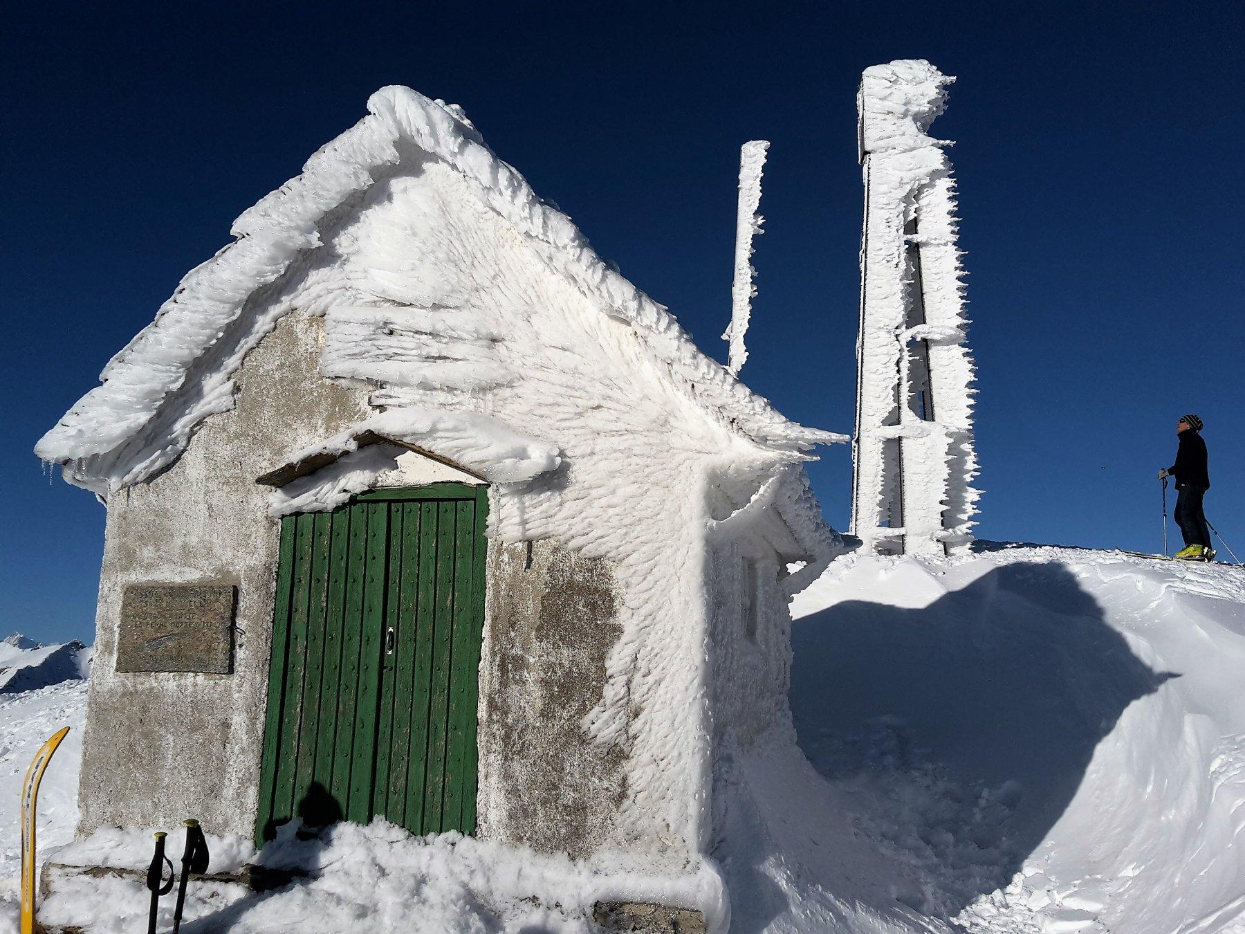 la Cappella degli Alpini