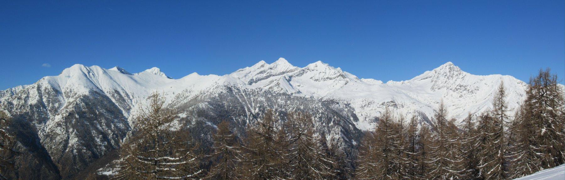 Dal Crabun al Mont Nery