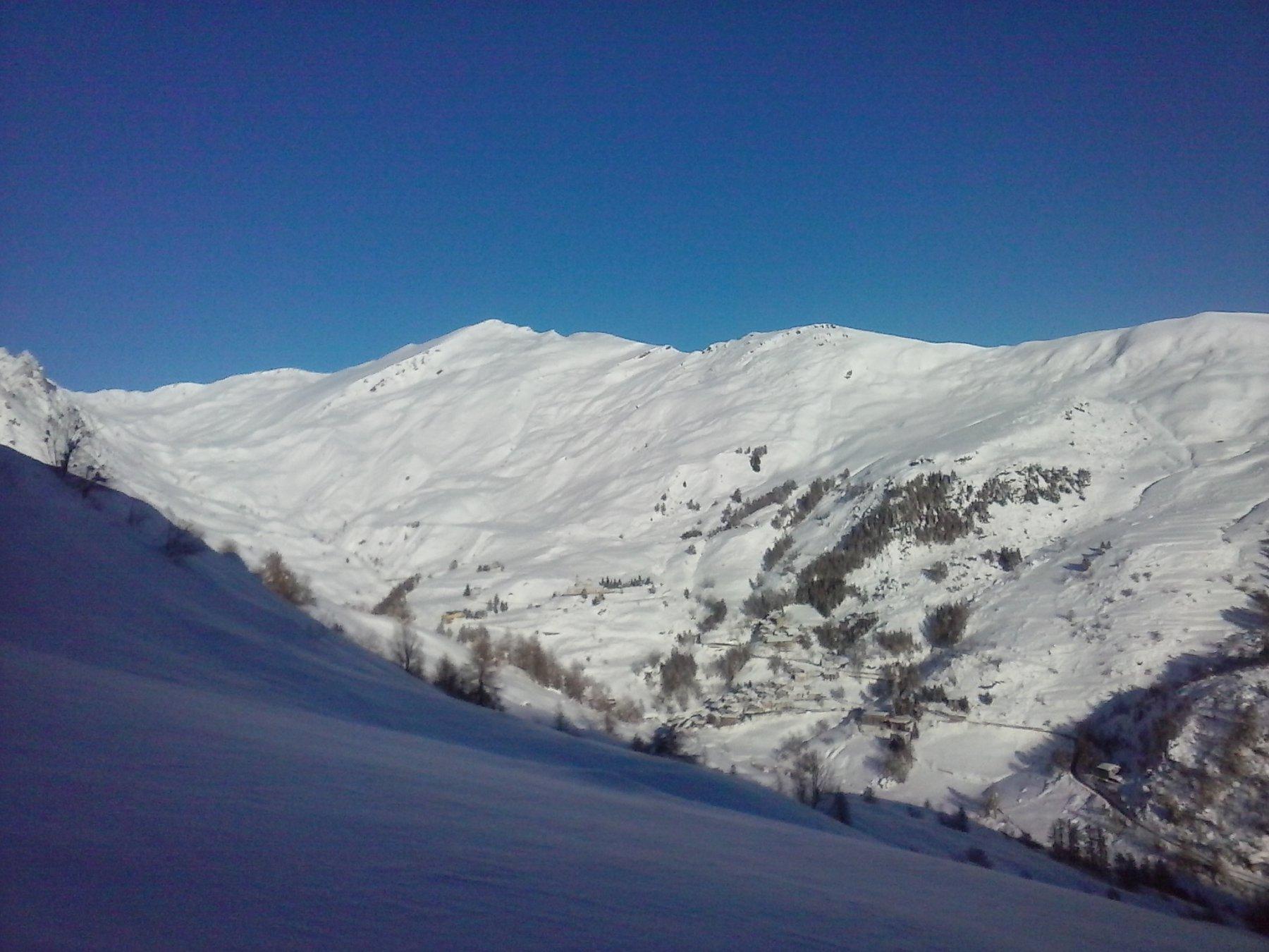 Castelmagno e Tibert