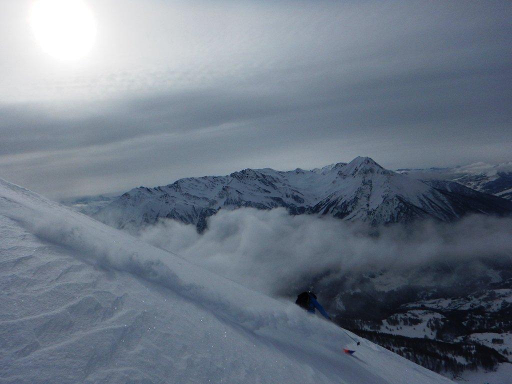 Matti tra nuvole e polvere