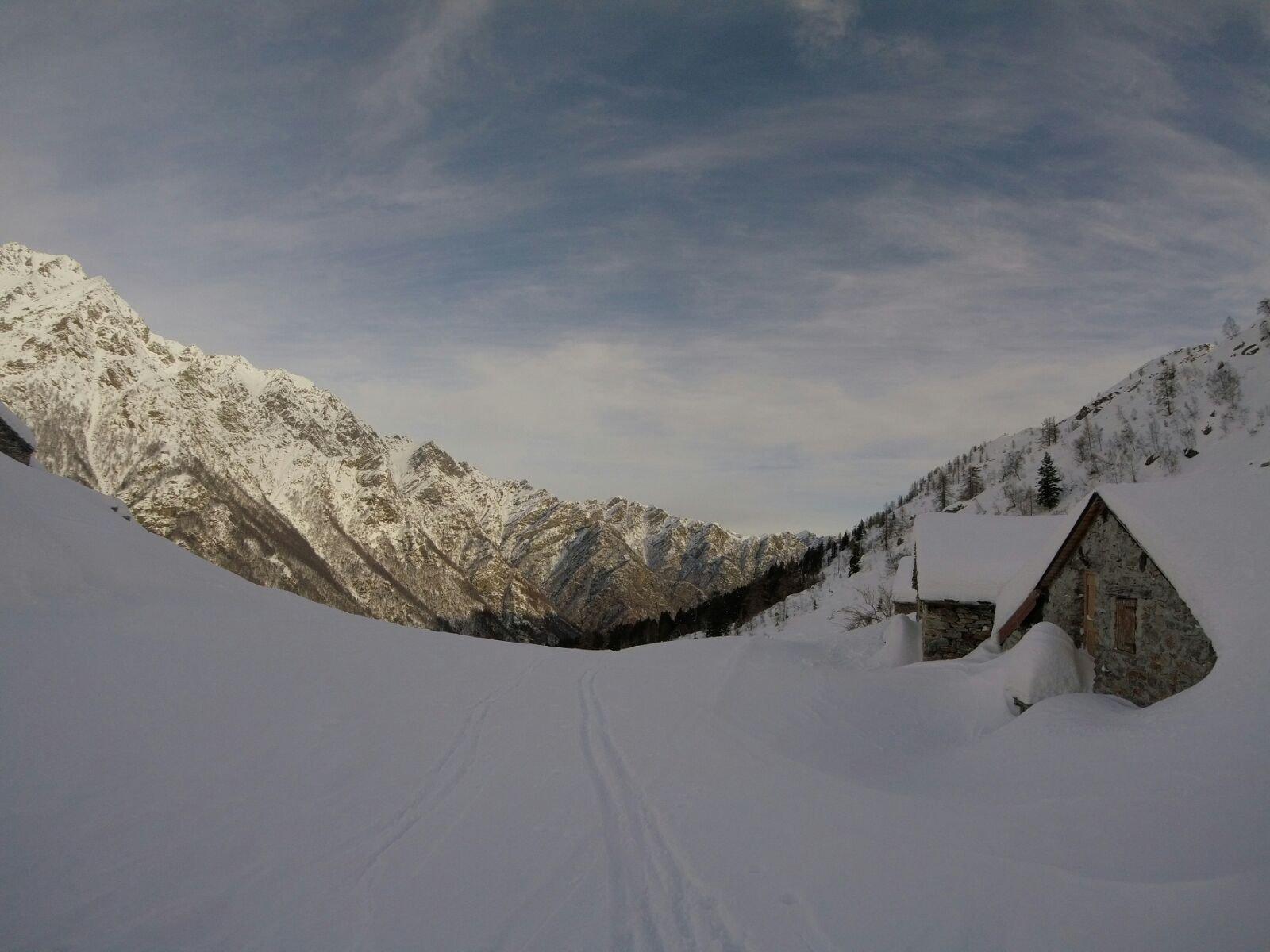 Alpe sulla Piana