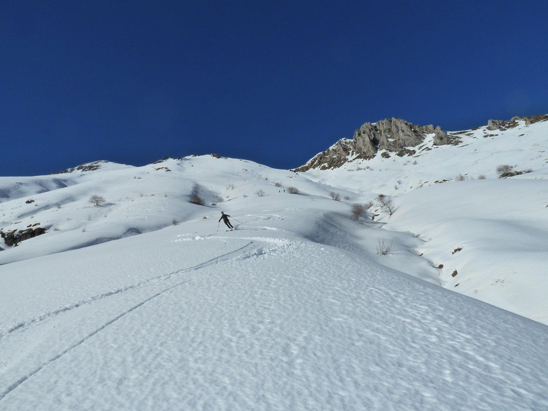 verso l'Alpe Mierzè
