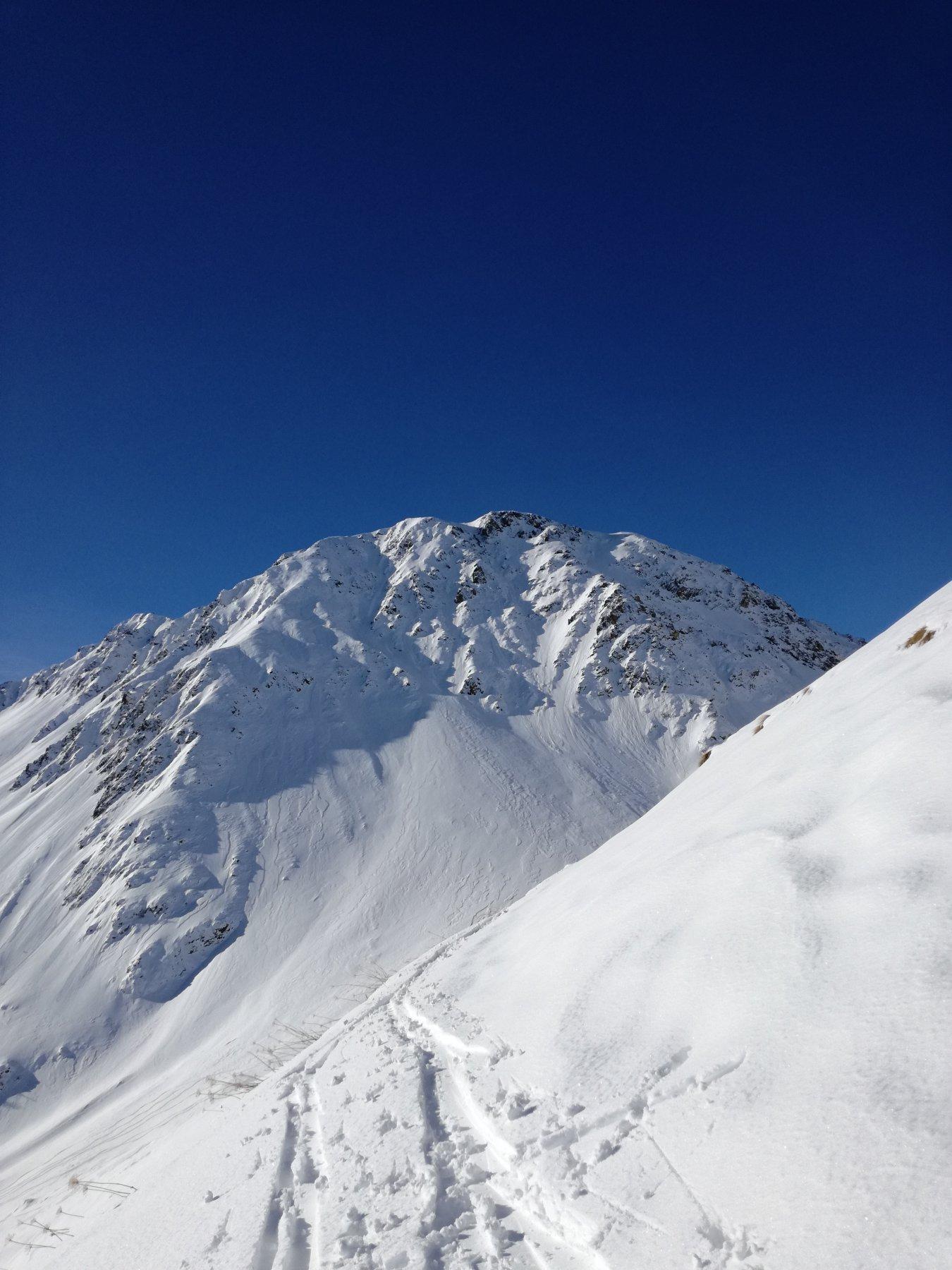 Pebrun (Monte) Canale NO 2018-01-28