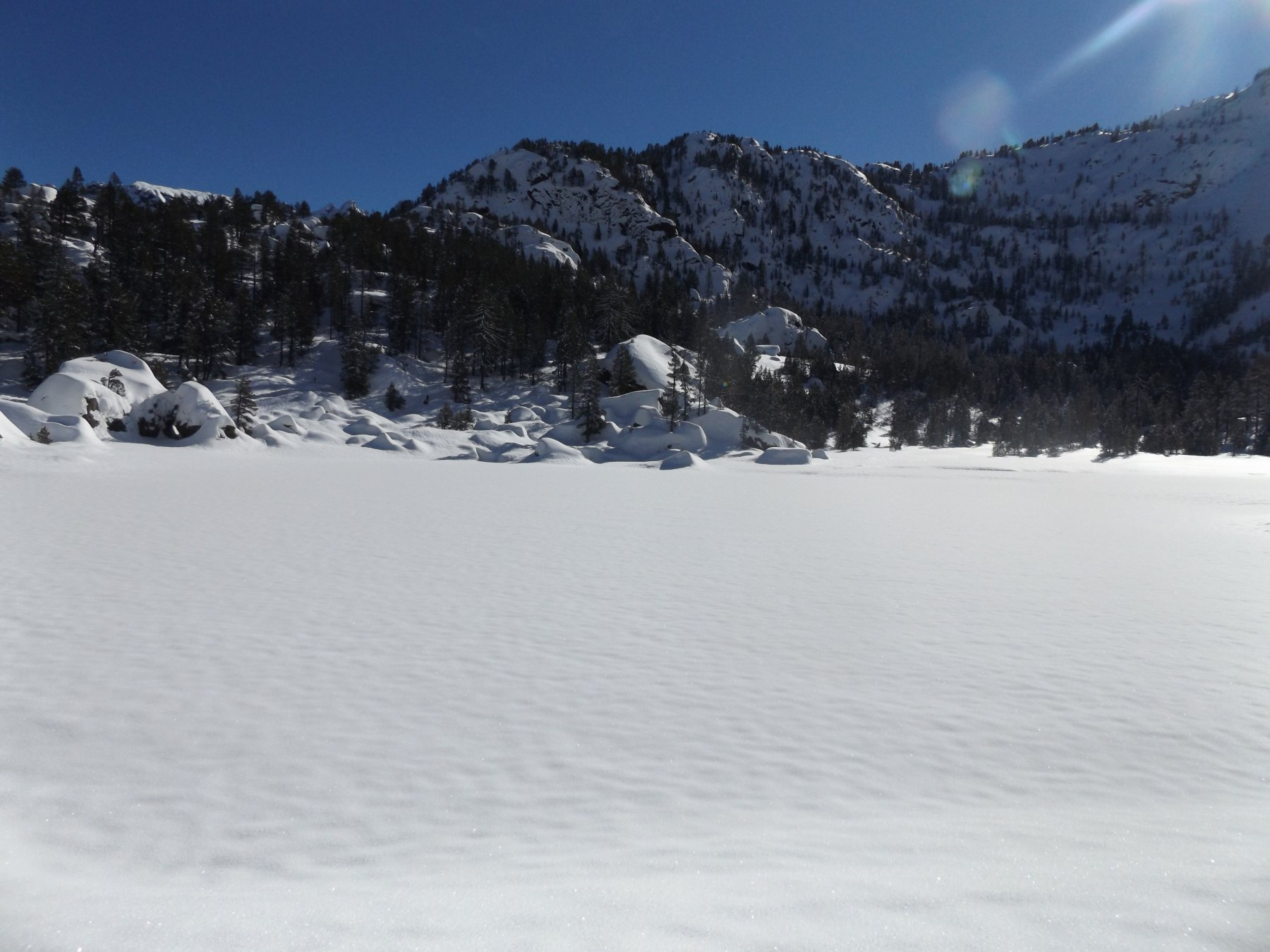 Lago Servaz