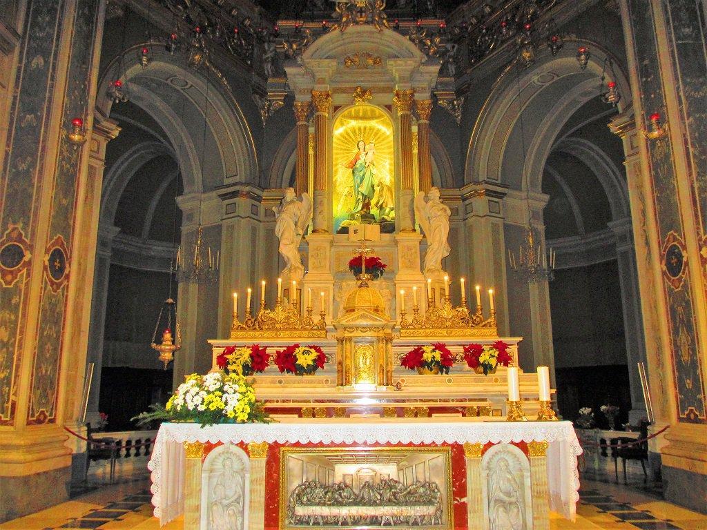 Altare, Madonna della Guardia