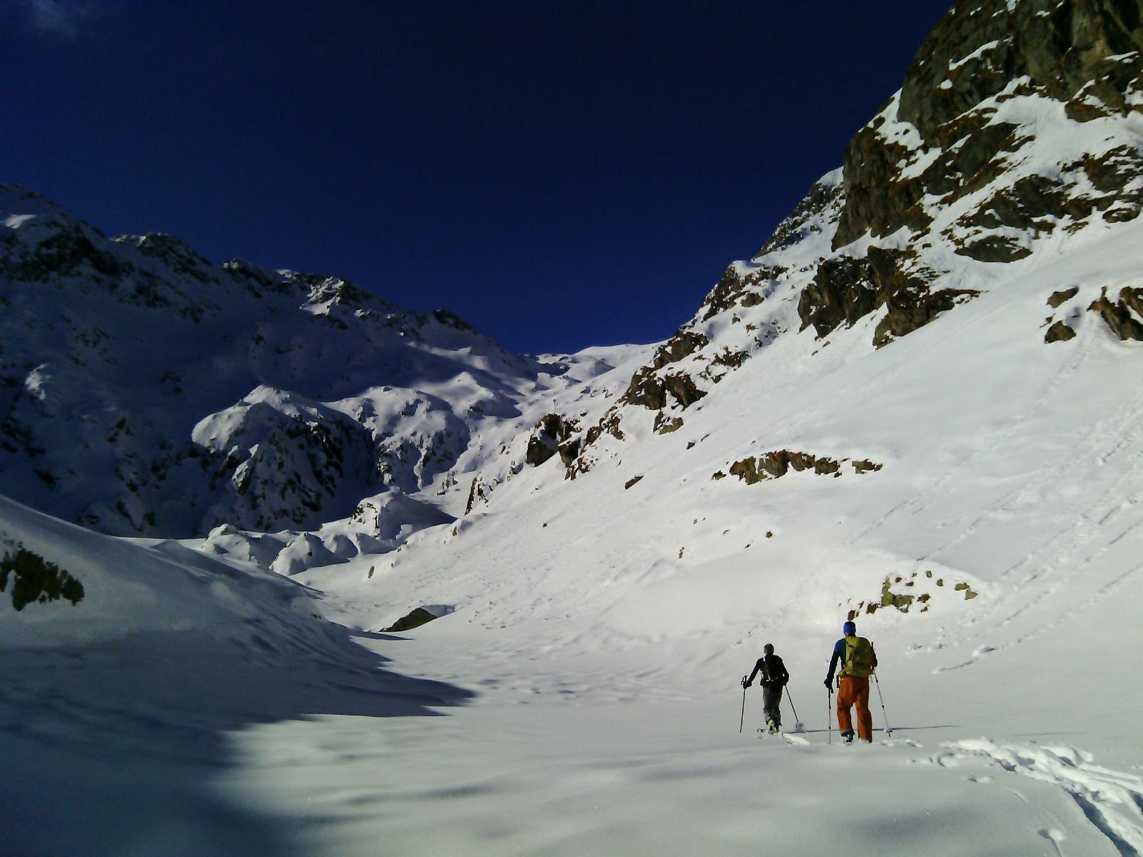 Dopo l'Alpe del Pra