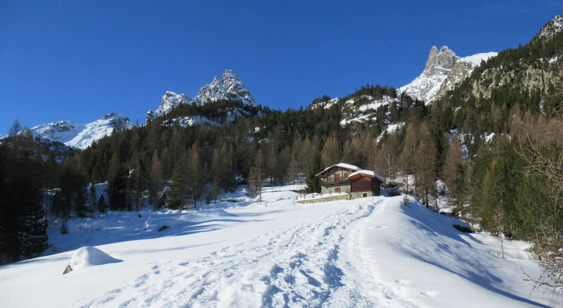 Alpe Servaz Desout