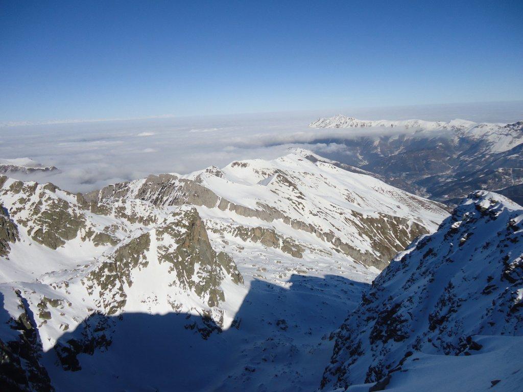 Rocca La Bastera, Chamoussè, Ciotto Miieu, Creuse e Giosolette