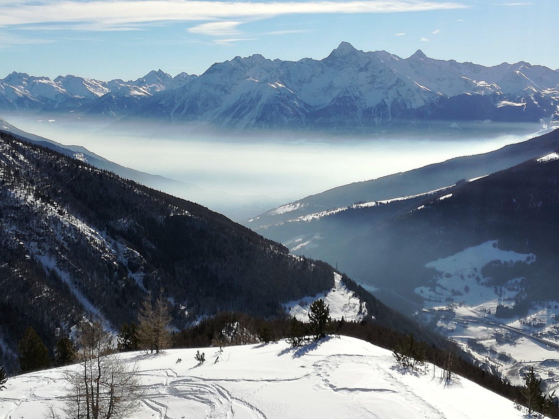 Aosta, ma sembra Milano
