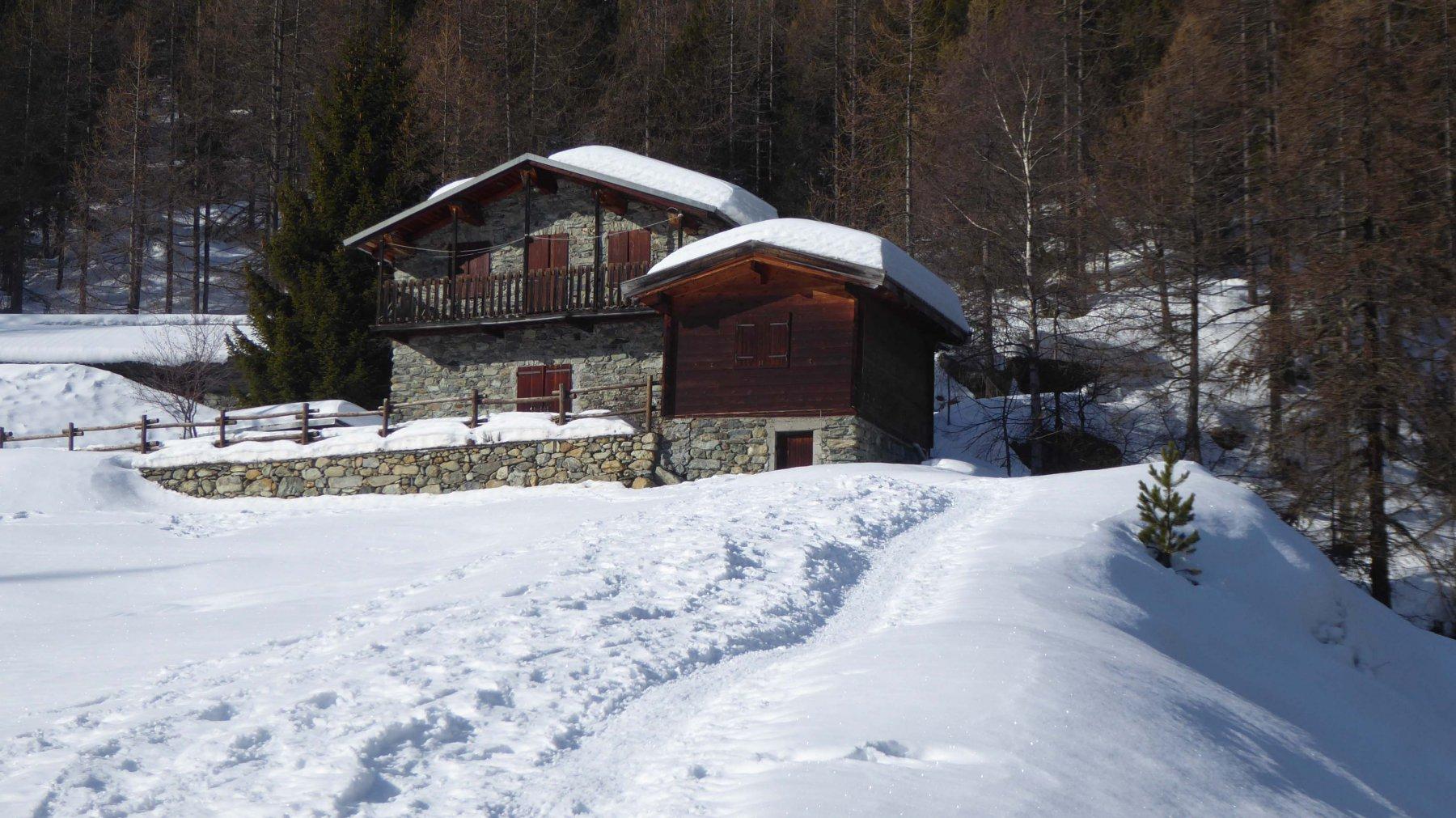 Alpe la Servz de sòt