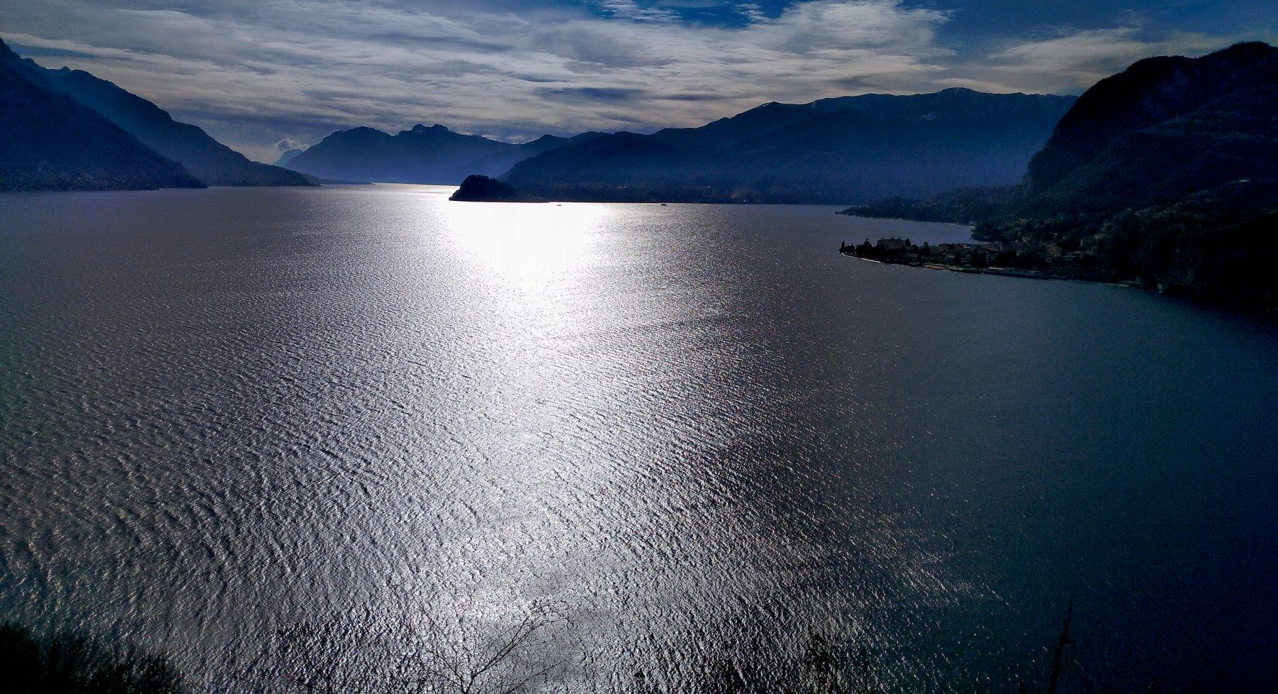 si passa alti sul lago