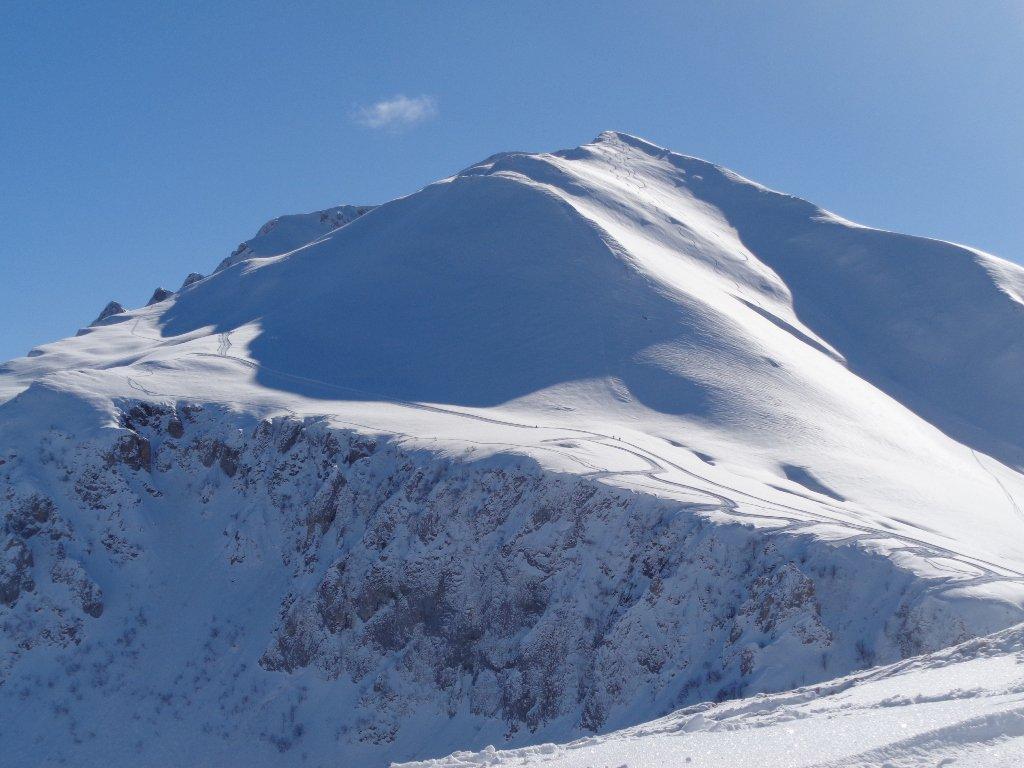 dagli skilift della Tura