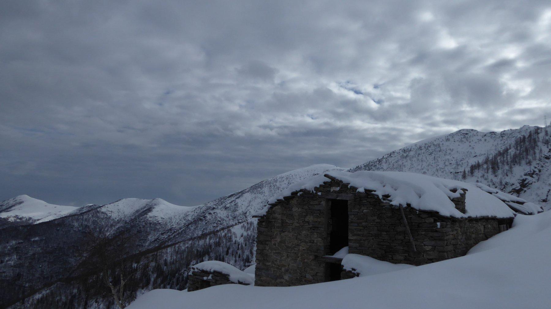 Alpe Traverse con Mares e Soglio