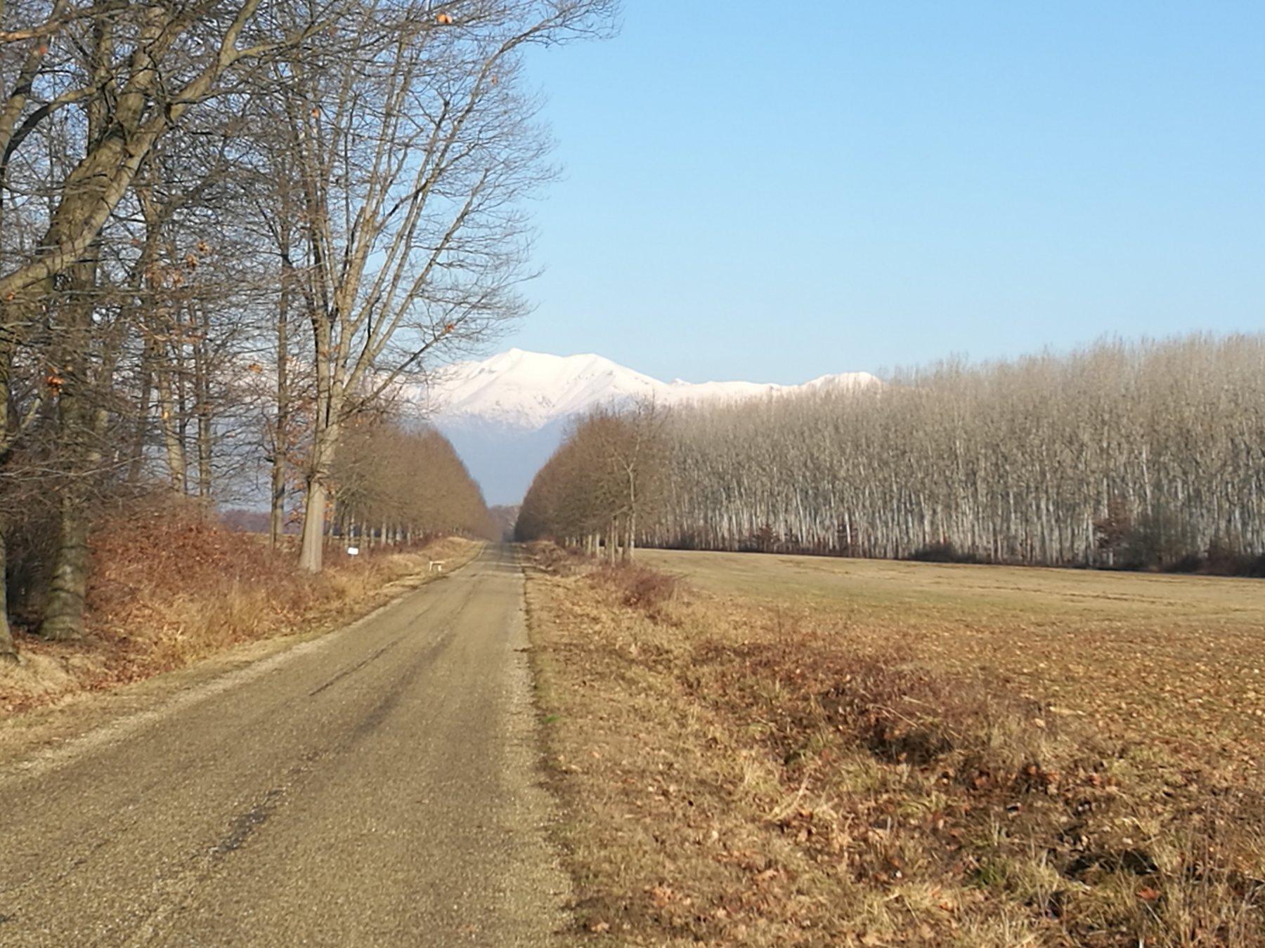 Correndo verso la Vaccarezza