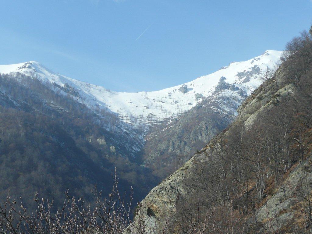 Vallone del Rio Ceresa.