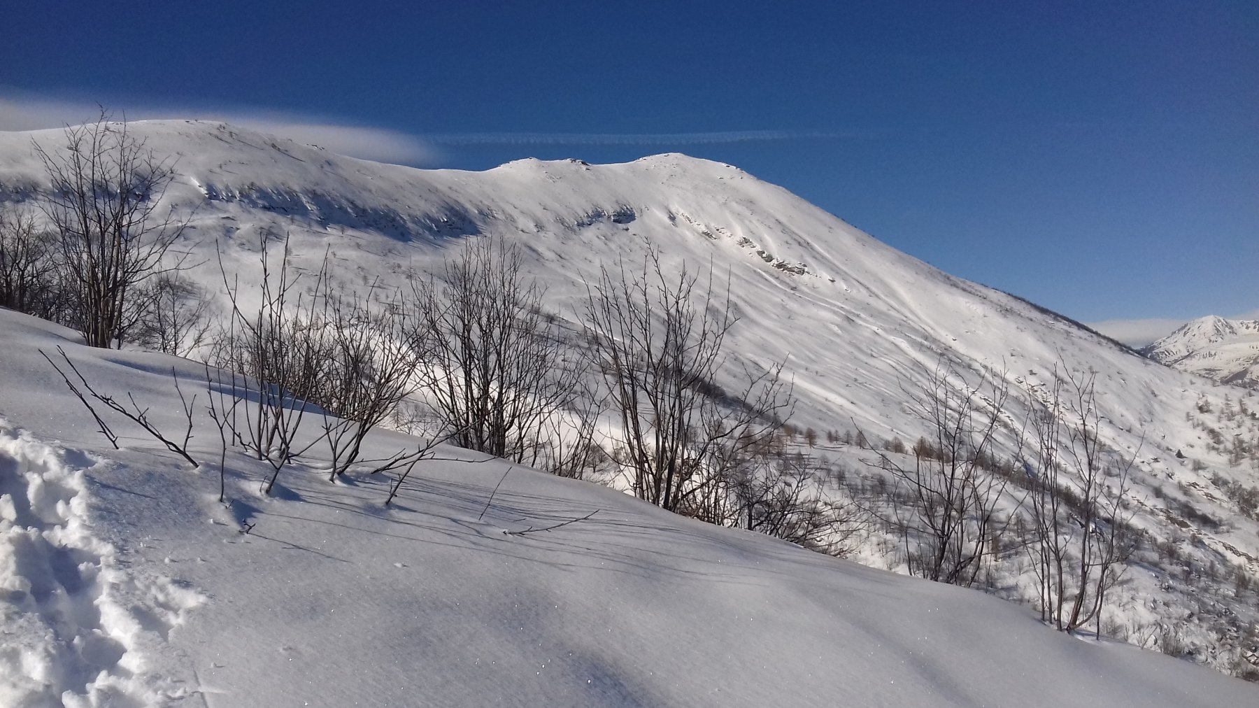 Birrone versante Varaita