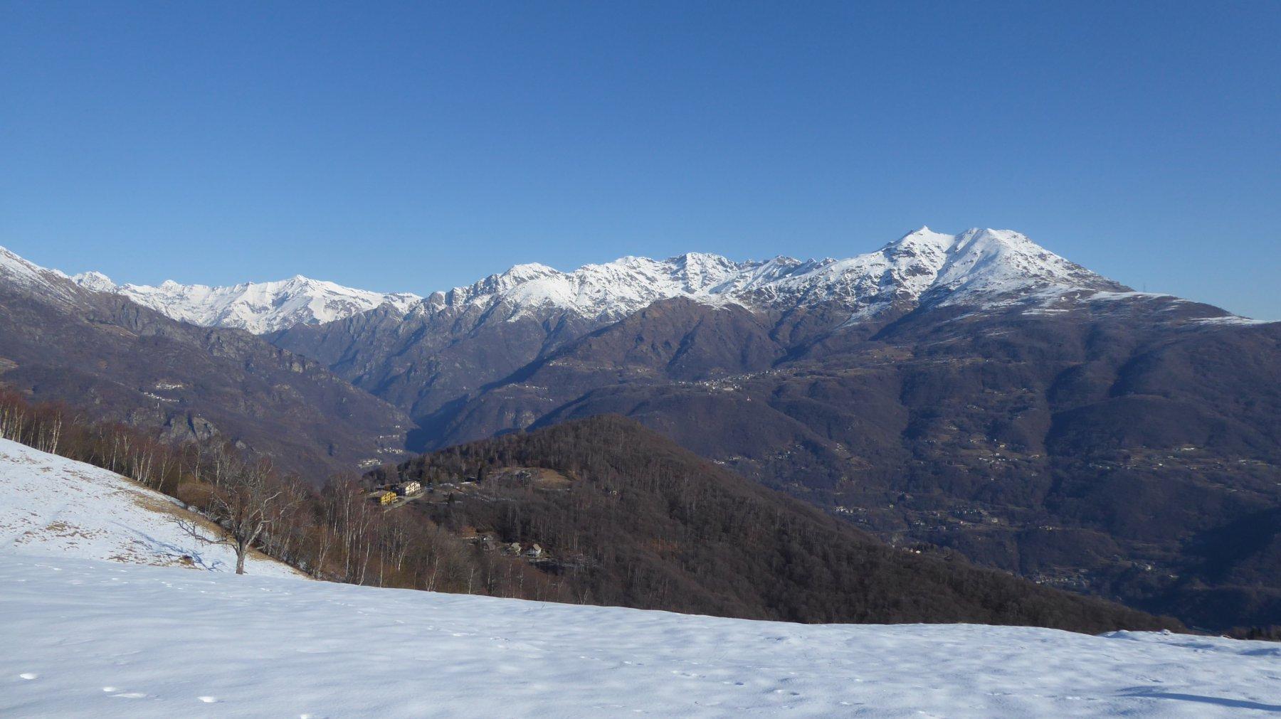 Verso la Val Soana